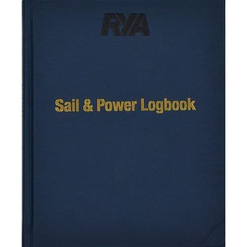 G109 RYA Sail & Power Logbook